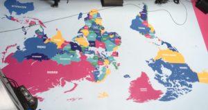 World Map. Author Olari Kikas