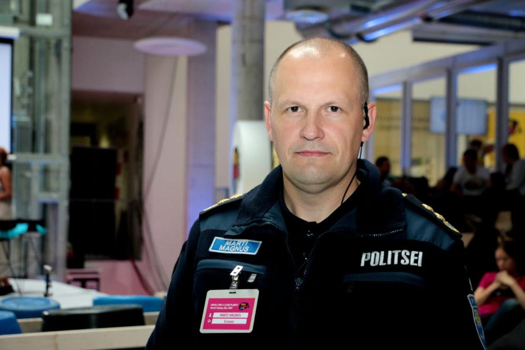 """Politseikolonelleitnant Marti Magnus: """"Parim olukord on ära hoitud kriis"""""""